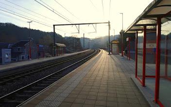 Photo: Petit tour par la Gare de Fraipont