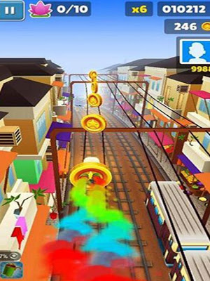 Fan Subway Surfers Walkthrough - screenshot