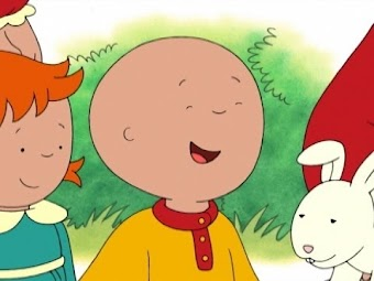 Disappearing Carrots/Caillou Marches On/Who's Mooing?/Follow That Sound!/The Music Box