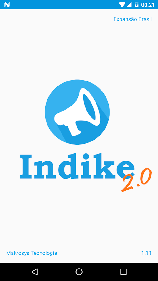 Indike- screenshot