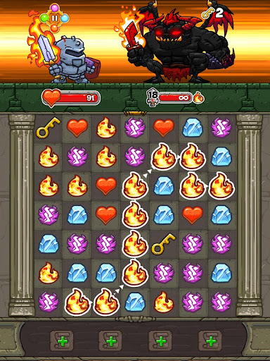 Good Knight Story Juegos (apk) descarga gratuita para Android/PC/Windows screenshot