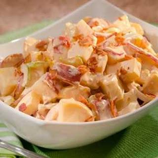 Buffalo Bacon Potato Salad