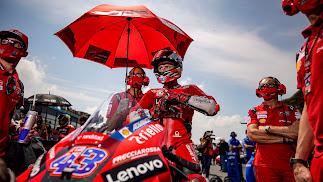 Ducati parte como favorita en el GP  de Estiria en el Red Bull Ring