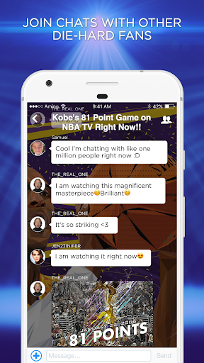 Hardwood Amino for NBA 1.8.14502 screenshots 2