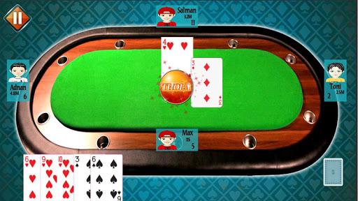 Bhabhi Thulla Cards Game Solitaire Challenge 1.3 screenshots 3