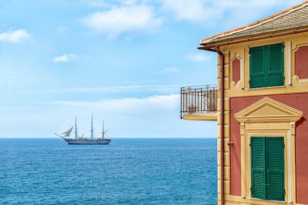 Balconcino sul mare di franca111