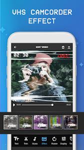 Video Editor - VHS Camcorder, Glitch Video Maker 1 2 36 APK