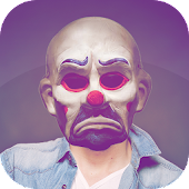 Joker Effect Photo editor