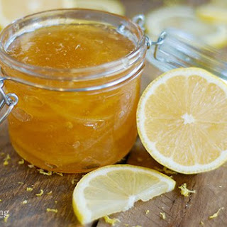 Lemon Jam Recipe