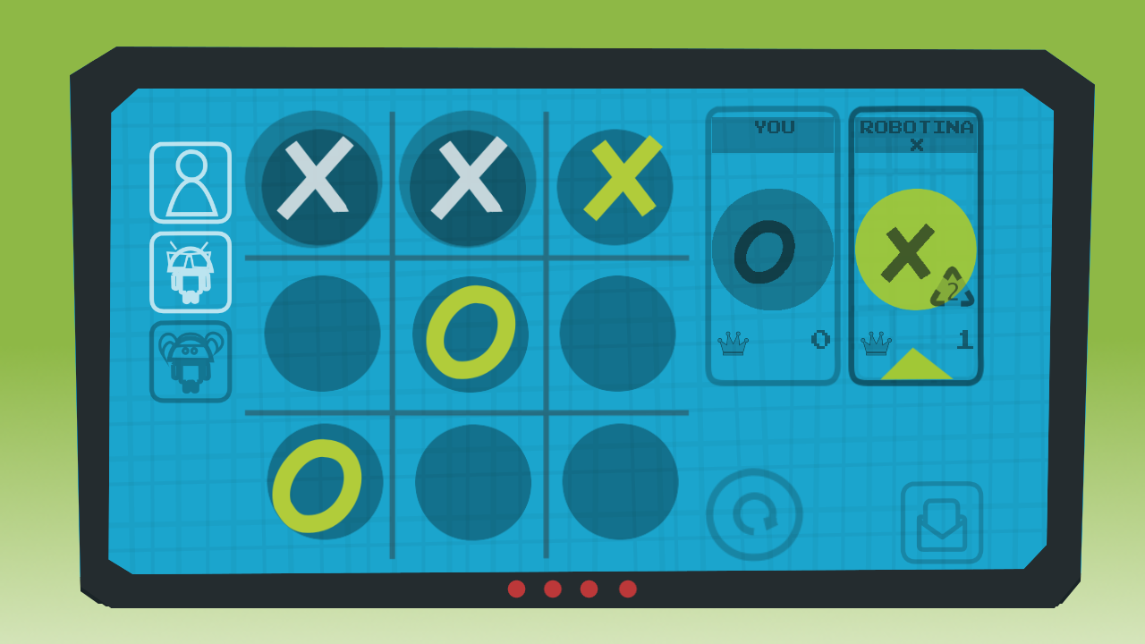 Tic Tac Toe Online- screenshot