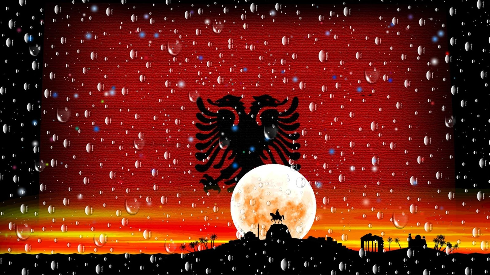 Albania Flag Android Apps On Google Play - Albania flag