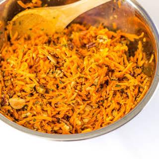 Raw Carrot Salad Recipes.
