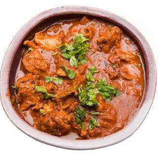 Crockpot Curry Chicken