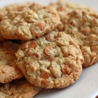 Peanut Cookies.