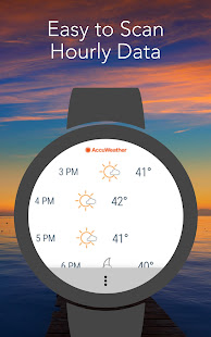 App AccuWeather: Daily Forecast & Live Weather Maps APK for Windows Phone