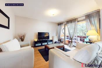 Appartement 4 pièces 108,52 m2