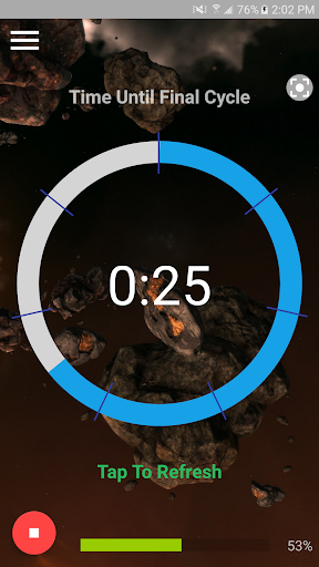 Download EVE Mining Timer - Don't Over Cap Your Hold Again! 1.1.6.1 1