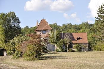 maison à Saint-Chamarand (46)