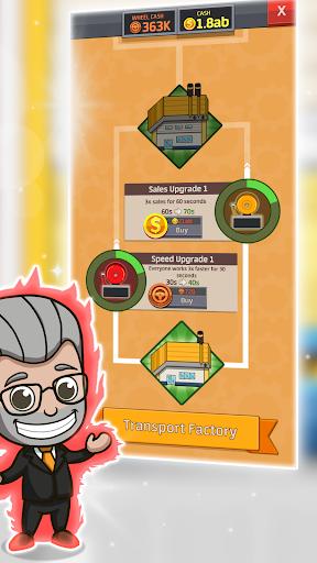Idle Factory Tycoon 1.34.1 screenshots 5