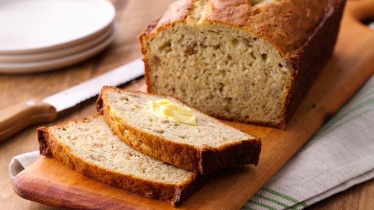 Bisquick® Banana Nut Bread Recipe