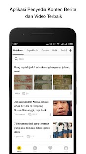 BaBe - Baca Berita Indonesia- gambar mini screenshot