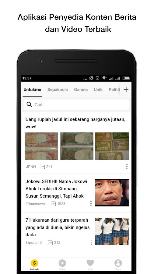 BaBe - Baca Berita Indonesia- screenshot