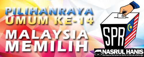 Pilihanraya Umum Ke-14: Malaysia Memilih