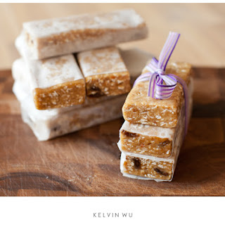 Home made Protein bars - no bake