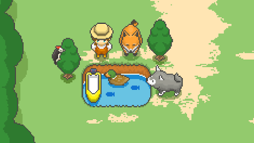 Tiny Pixel Farm - Simple Farm Game  screenshots 6