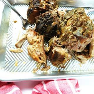 Crock Pot Ranch Pork Roast.