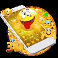 3D Emoji Theme