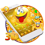 3D Emoji Theme Icon
