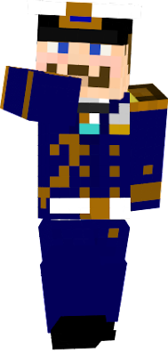 Kaiser Wilhelm II in a navy uniform... this is my first, so it's probably bad.