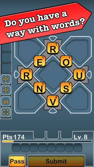 Word Ways Free - screenshot