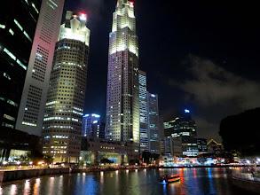 Photo: Singapore River, Boat  Quay and CBD district
