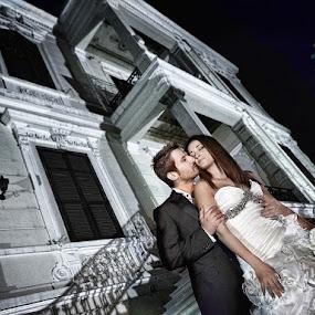 by Vasilis Tsesmetzis - Wedding Reception
