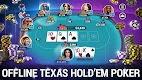 screenshot of Poker World - Offline Texas Holdem