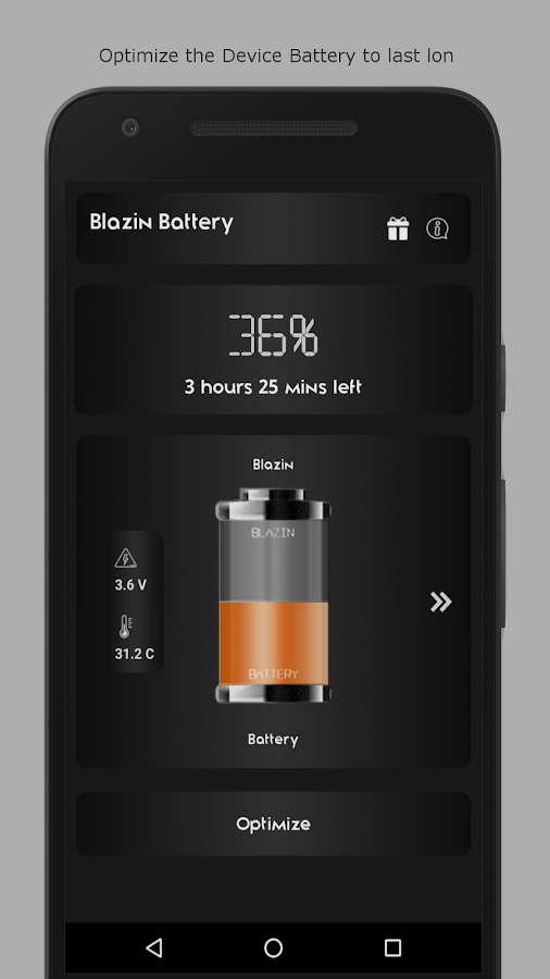Blazin Battery Saver - Android Apps on Google Play