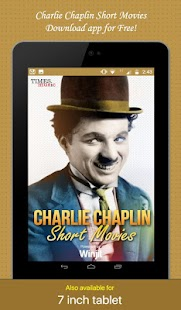 Charlie Chaplin Short Movies- screenshot thumbnail