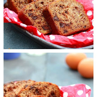 Banana Chocolate Bread Recipe