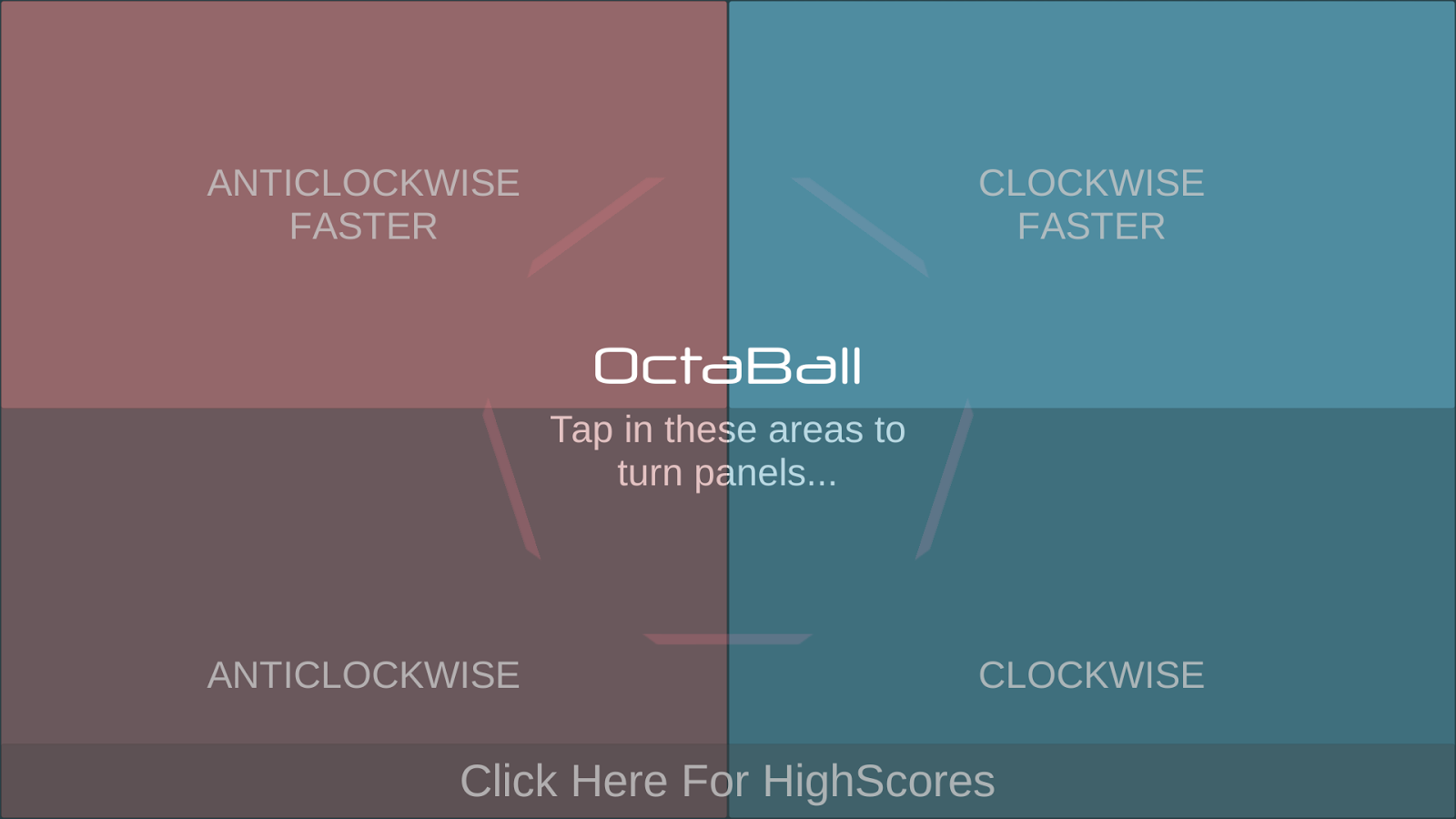 OctaBall- screenshot