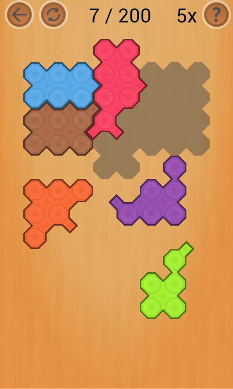 Ocus Puzzle - Game for You!- screenshot