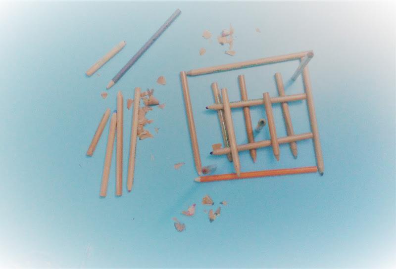 Costruzioni di matite di ccdd