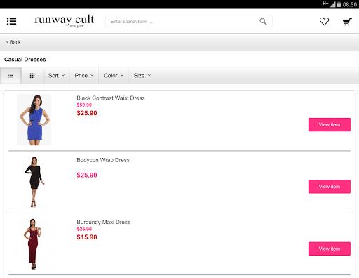 購物必備APP下載|Runway Cult 好玩app不花錢|綠色工廠好玩App