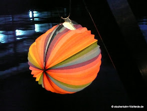 Photo: Romantische Lampion Nachtfahrt - für die passende Illumination ist gesorgt.