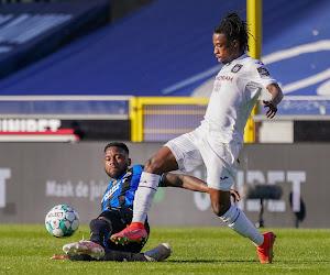 Majeed Ashimeru va bien rester à Anderlecht