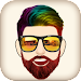 Beard Man - Beard Styles & Beard Maker icon