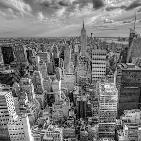 B&W NYC by Angel Escalante - Buildings & Architecture Other Exteriors