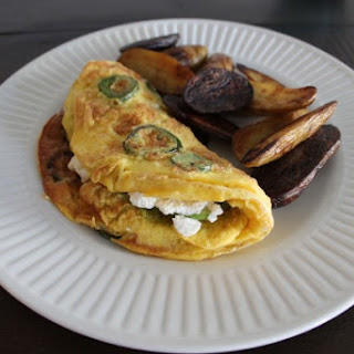 Jalapeno Cheese Omelet Recipes