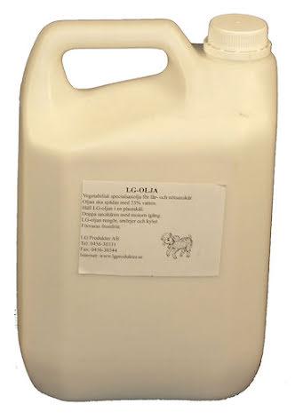 LG-Olja 5 liter
